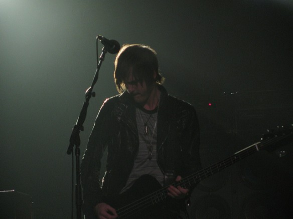 Jared Followill Bassist Kings of Leon (Photo Credit: ceedub13 / Flickr)