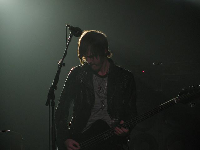 Jared Followill Bass Player (Photo Credit: ceedub13 / Flickr)