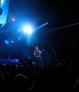 Gitarre lernen - auch Kirk Hammet von Metallica hat mal angefangen